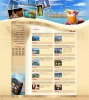 Web design, , tourist agency Odessos tour